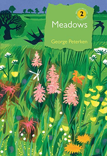 Front cover of 'Meadows' by George Peterken